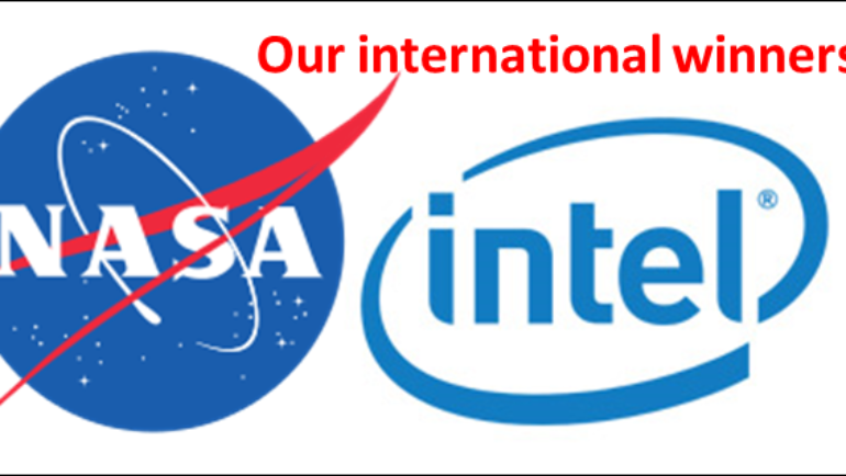 Nasa and Intel International Awards for Israel Sci-Tech students