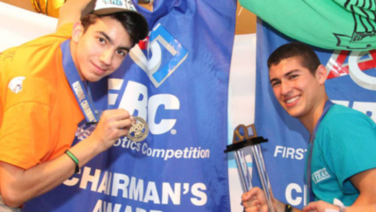 FIRST International Robotics Competition Winners: Israel Sci-Tech's Hi-Tech Inventions with Heart
