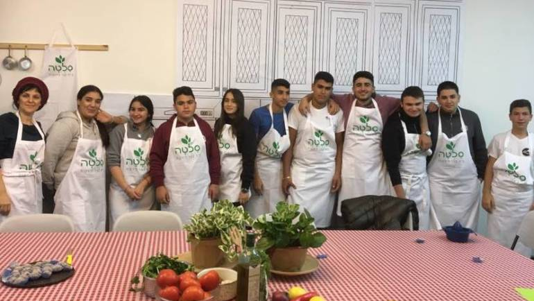 Salta – A School About Vegetables… and Leadership