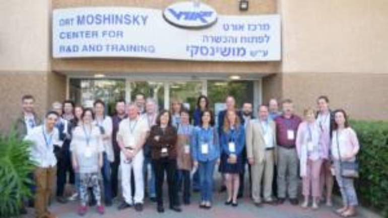 Israel Sci Tech Network Hosts Representatives of the International OSOS Project