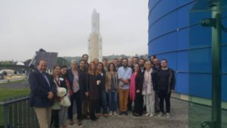 OSOS Project Partners Meet in France